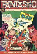 Fantastic (1967) Marvel UK 12