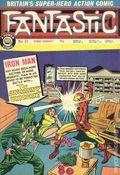 Fantastic (1967) Marvel UK 32