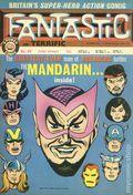 Fantastic (1967) Marvel UK 89