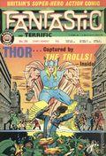 Fantastic (1967) Marvel UK 88