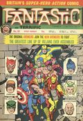 Fantastic (1967) Marvel UK 85