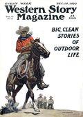 Western Story Magazine (1919-1949 Street & Smith) Pulp 1st Series Vol. 13 #5