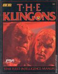 Klingons Game Operation Manual (1984) Star Trek RPG 2002A-1ST