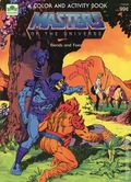 Masters of the Universe Color Activity Book SC (1984 Golden Books) 1143-22