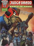 Judge Dredd Babes in Arms TPB (1995 2000 AD) 1-1ST