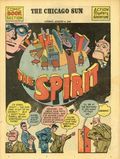 Spirit Weekly Newspaper Comic (1940-1952) Aug 8 1943