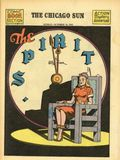 Spirit Weekly Newspaper Comic (1940-1952) Oct 10 1943