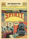 Spirit Weekly Newspaper Comic (1940-1952) Dec 12 1943