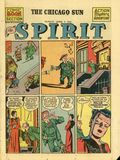 Chicago Sun Comic Book Section (Newspaper) APRIL2.1944