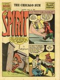 Spirit Weekly Newspaper Comic (1940-1952) May 13 1945