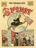 Spirit Weekly Newspaper Comic (1940-1952) Jun 3 1945