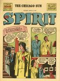Spirit Weekly Newspaper Comic (1940-1952) Jun 10 1945