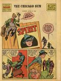 Spirit Weekly Newspaper Comic (1940-1952) Jun 17 1945