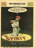 Spirit Weekly Newspaper Comic (1940-1952) Jun 13 1943
