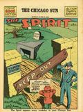Spirit Weekly Newspaper Comic (1940-1952) Jun 27 1943