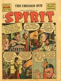 Spirit Weekly Newspaper Comic (1940-1952) Sep 16 1945