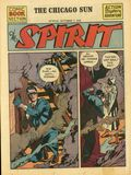 Spirit Weekly Newspaper Comic (1940-1952) Oct 7 1945