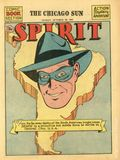 Spirit Weekly Newspaper Comic (1940-1952) Oct 28 1945