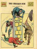 Spirit Weekly Newspaper Comic (1940) Nov 4 1945