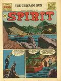 Spirit Weekly Newspaper Comic (1940-1952) Nov 11 1945