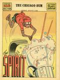 Spirit Weekly Newspaper Comic (1940-1952) Aug 9 1942