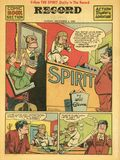 Spirit Weekly Newspaper Comic (1940-1952) Dec 6 1942