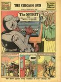 Spirit Weekly Newspaper Comic (1940-1952) Feb 21 1943