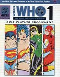 DC Heroes Role-Playing Game Who's Who in the DC Universe SC (1991 Mayfair) 1
