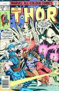 Thor (1962-1996 1st Series) UK Edition 260UK