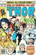 Thor (1962-1996 1st Series) UK Edition 262UK