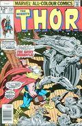 Thor (1962-1996 1st Series) UK Edition 258UK