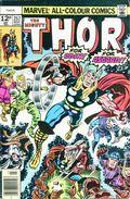 Thor (1962-1996 1st Series) UK Edition 257UK