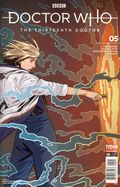 Doctor Who the Thirteenth Doctor (2018 Titan) 5A