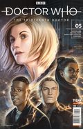 Doctor Who the Thirteenth Doctor (2018 Titan) 5C