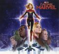 Art of Marvel Studios Captain Marvel HC (2019 Marvel) 1-1ST