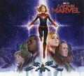 Art of Marvel Studios Captain Marvel HC (2019 Marvel) 1-1ST