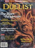 Duelist Magazine (1994 Wizards of the Coast) 27P