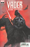 Star Wars Vader Dark Visions (2019 Marvel) 1A