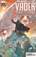 Star Wars Vader Dark Visions (2019 Marvel) 1B