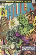 Incredible Hulk (1962-1999 1st Series) Mark Jewelers 195MJ