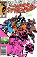 Amazing Spider-Man (1963 1st Series) Canadian Price Variant 253
