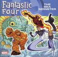 Fantastic Four The Sea Monster SC (2005 Marvel) 1-1ST