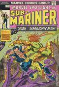 Marvel Spotlight (1971 1st Series) National Book store Variants 27