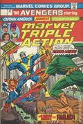 Marvel Triple Action (1972) National Book store Variants 27