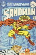 Sandman (1974 1st Series) National Book store Variants 1