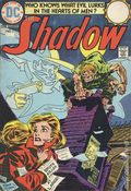 Shadow (1973 1st Series DC) National Book store Variants 7