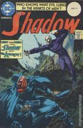 Shadow (1973 1st Series DC) National Book store Variants 11