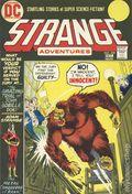 Strange Adventures (1950 1st Series) National Book Store Variants 239