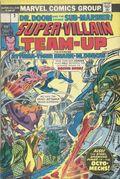 Super-Villain Team-Up (1975) National Book store Variants 3