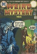 Weird Mystery Tales (1972) National Book store Variants 12